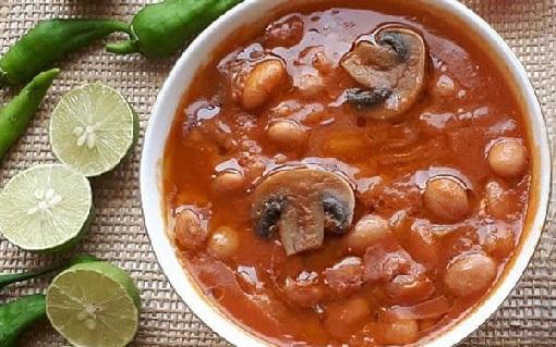 خوراک لوبیا چیتی ،لذیذ و مقوی
