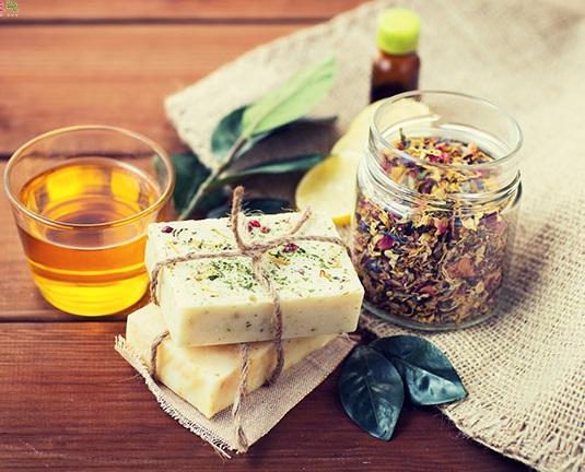 روش درست کردن صابون خانگی و معطر