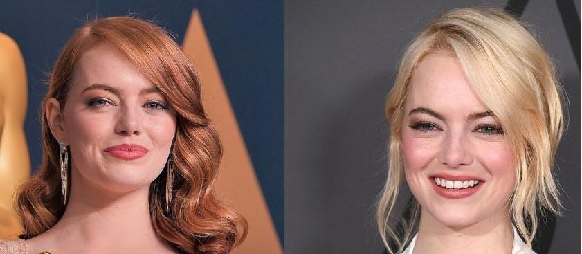 تغییر چهره با تغییر رنگ مو،جالب و عجیب