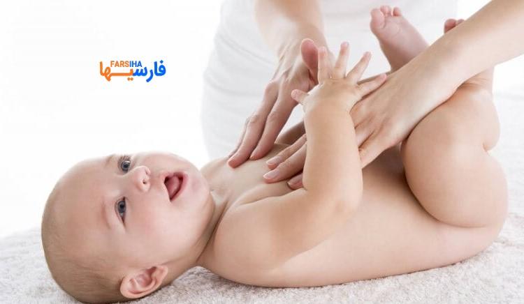 همه چیز درباره ماساژ دادن نوزادان