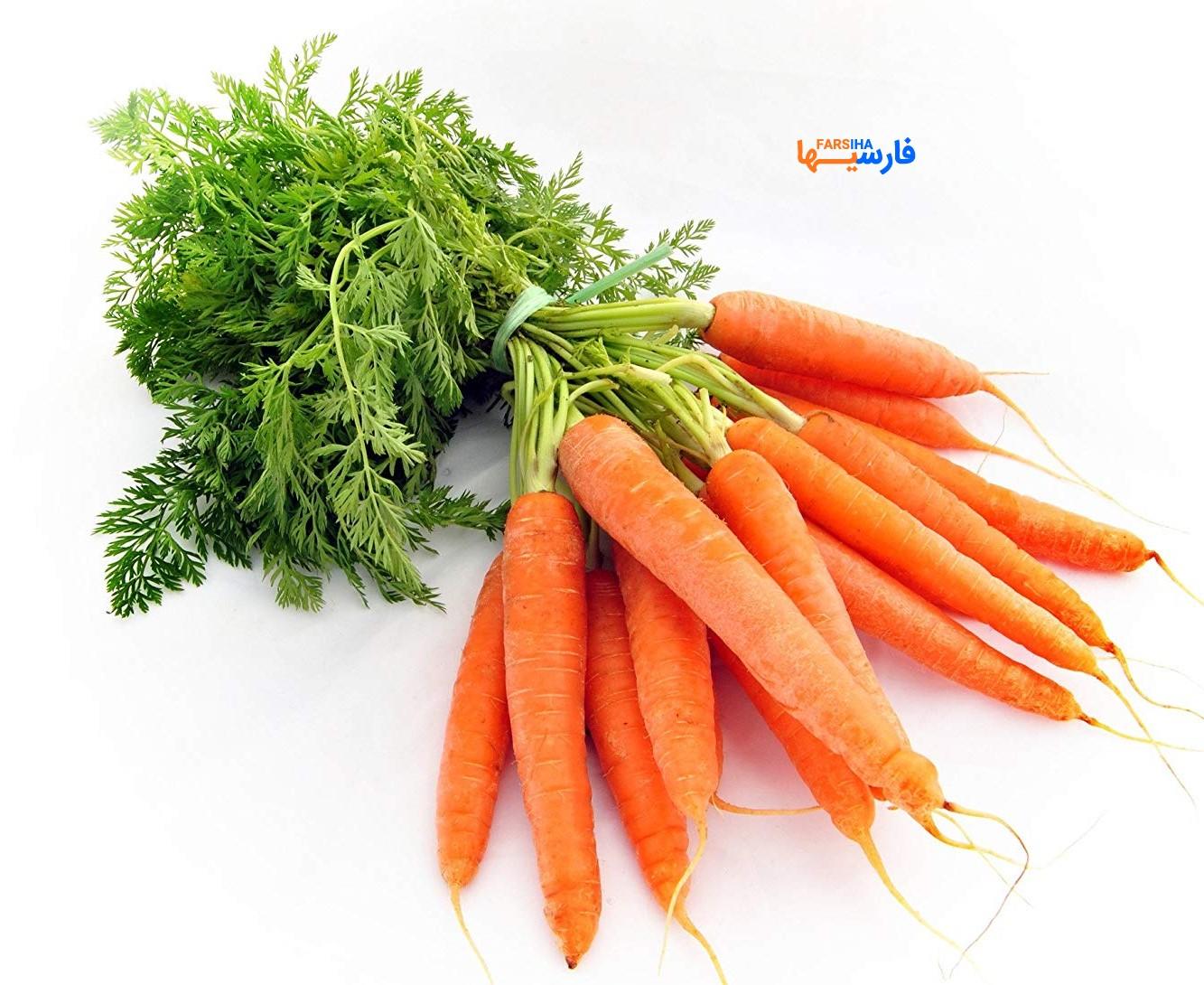 مطمئنا نمیدانستید که هویج انقدر خاصیت دارد