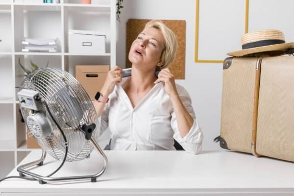 تاثیر گرما در افسردگی