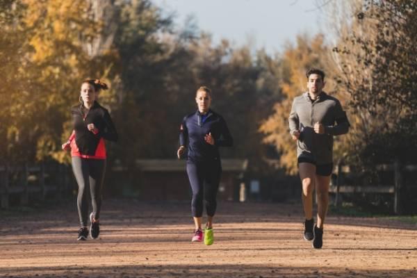دویدن با دیگران
