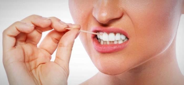 ضرر خلال دندان