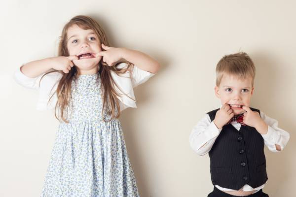 چگونگی برخورد با کودک بی ادب