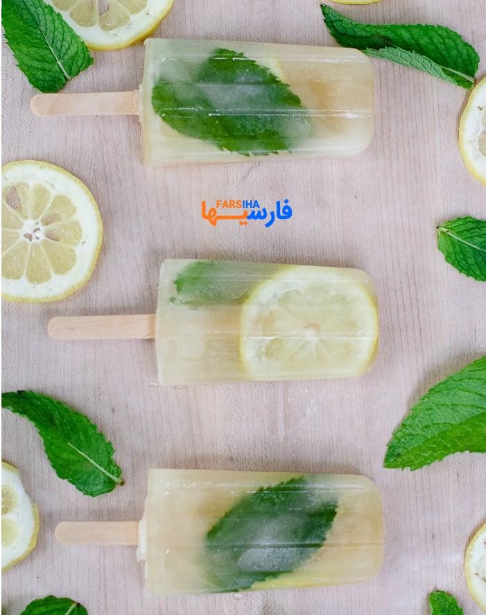 طرز تهیه چند مدل خوردنی های خوشمزه با لیموترش