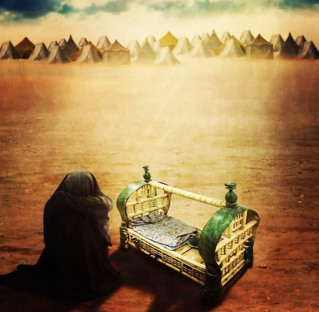 روضه خوانی ،روضه حضرت علی اصغر (ع)