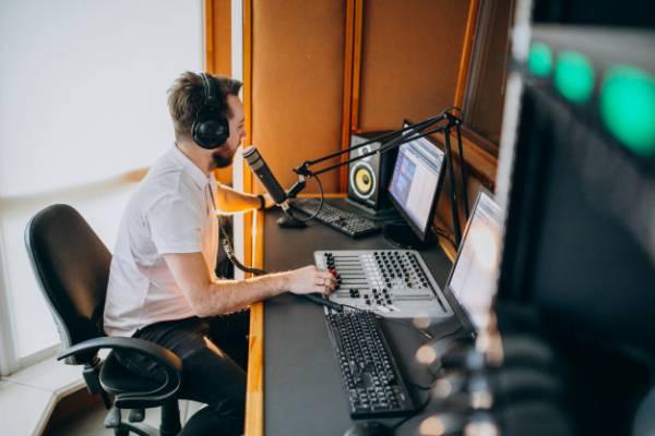 استودیو ضبط