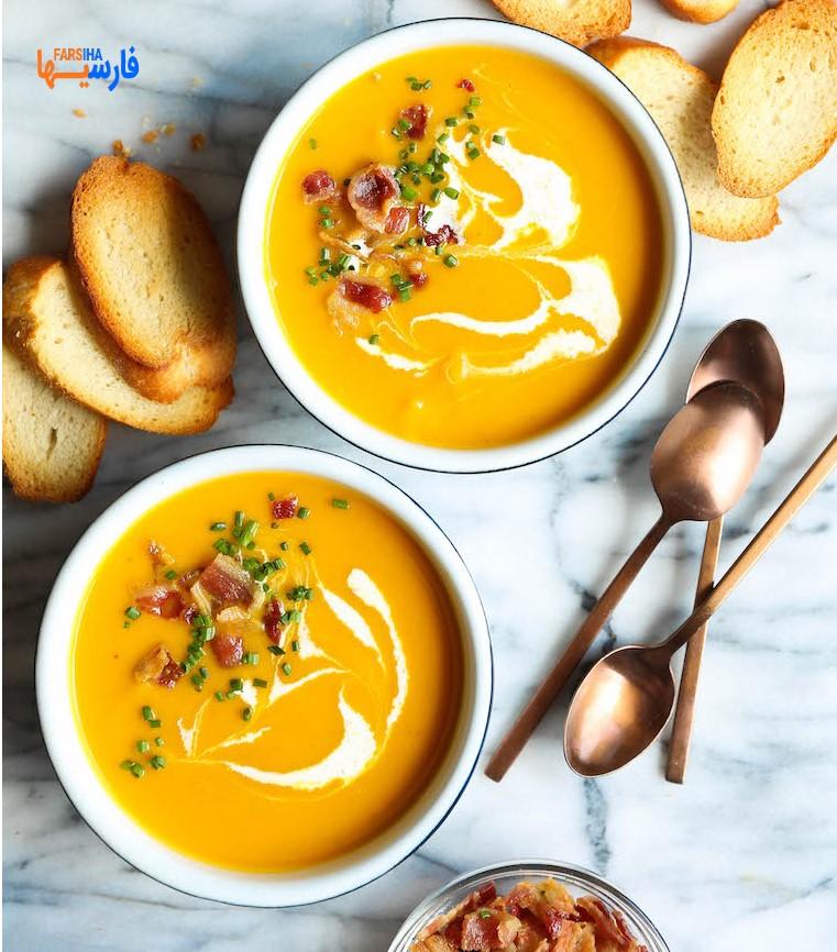 طرز تهیه سوپ های خوشمزه و جدید