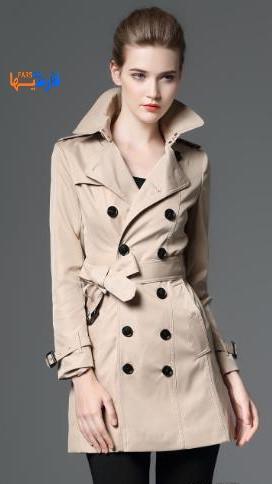 مدل های زیبا و جدید از پالتوی زنانه(3)