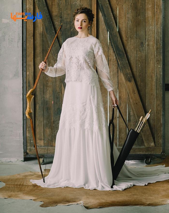 مدل عکاسی عروس و داماد