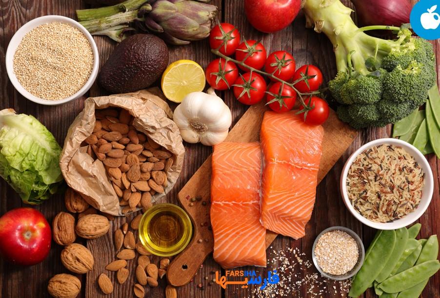 رژیم غذایی مدیترانه ای،مزایا و اشکالات این رژیم چیست؟