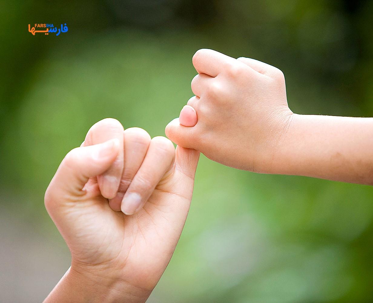 پدر و مادرها چگونه میتوانند الگوی خوبی برای بچه ها باشند؟
