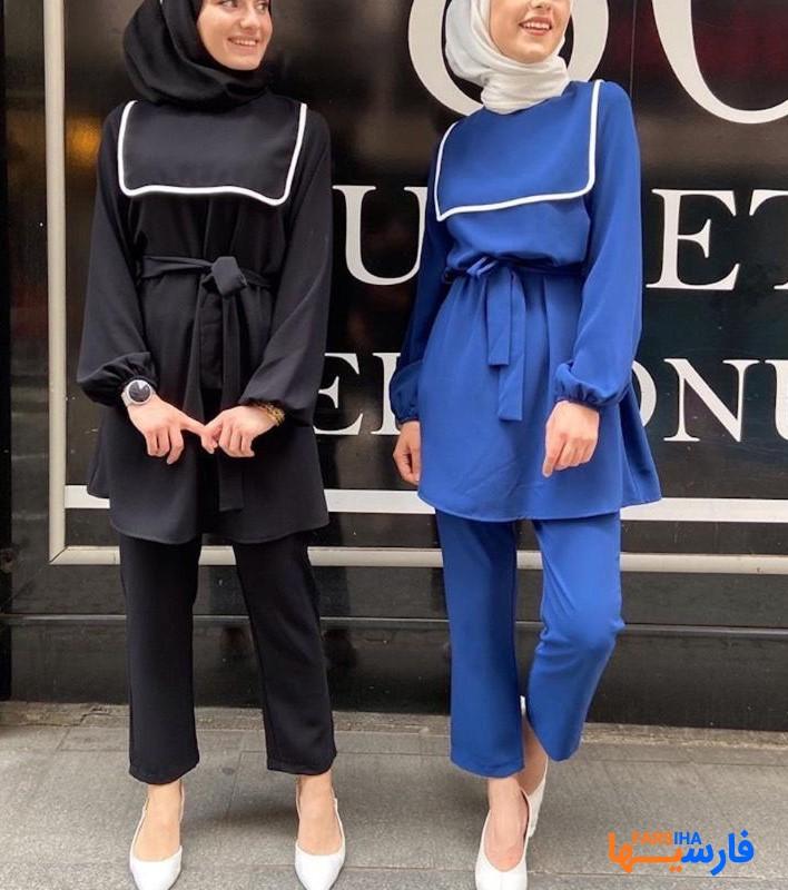مدل هایی از لباس اسلامی،پوشیده و زیبا