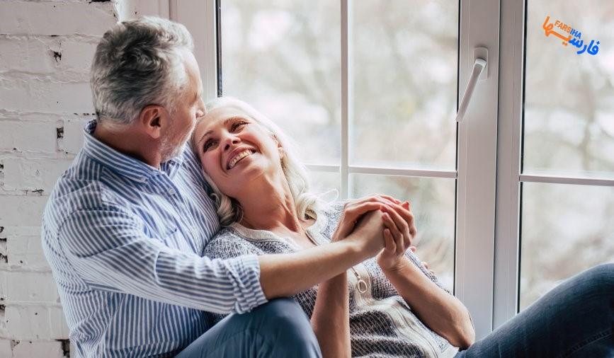عاشق بودن در زندگی مشترک