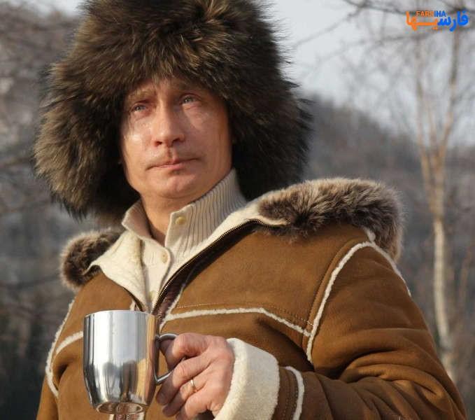 بیوگرافی پوتین