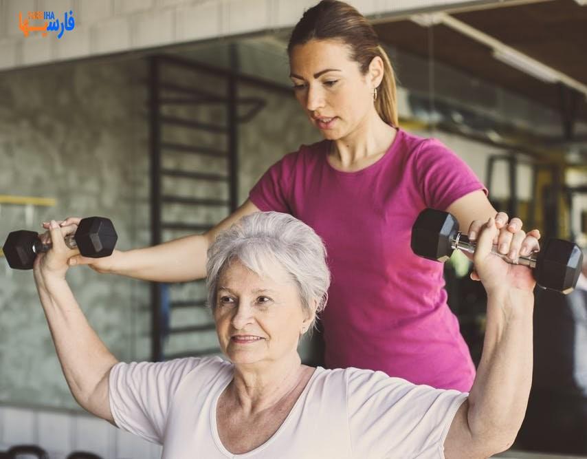 آیا ورزش در پیری مضر است؟