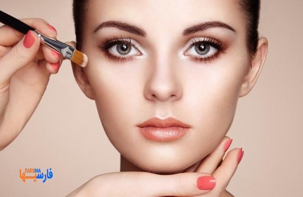 آنچه زنان 100 سال پیش برای آرایش استفاده می کردند