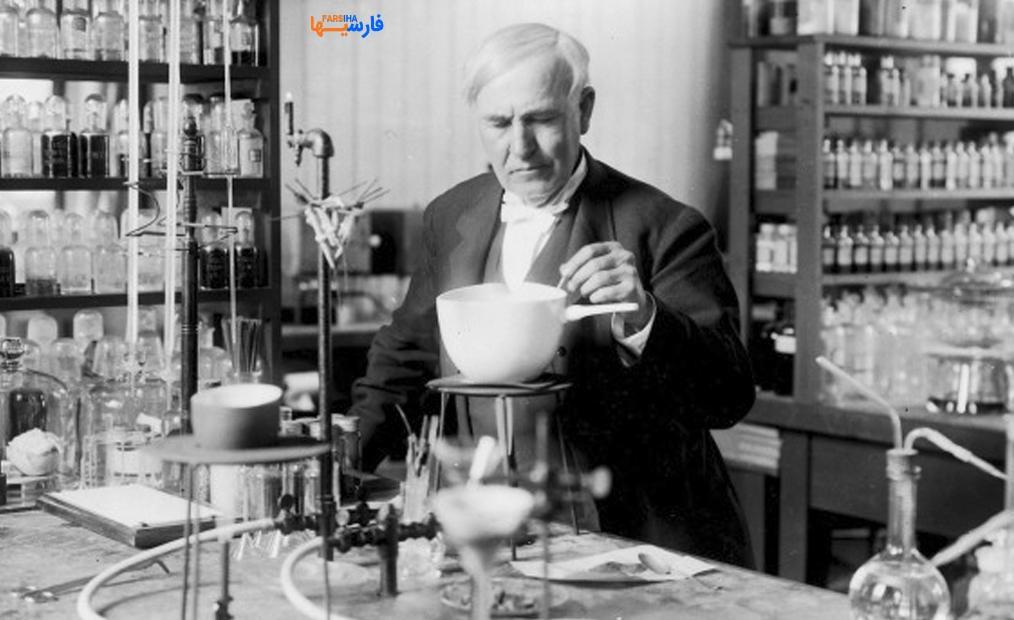 توماس ادیسون کی بود؟
