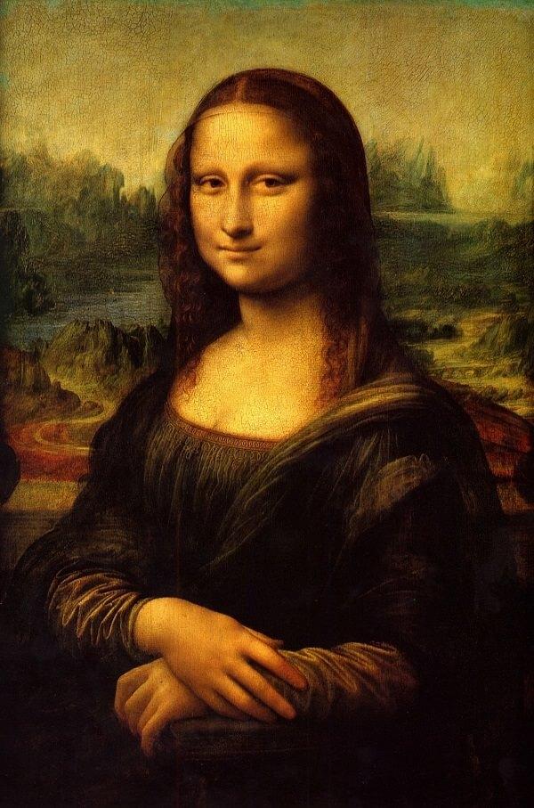 نقاشی مونالیزا از کیست؟