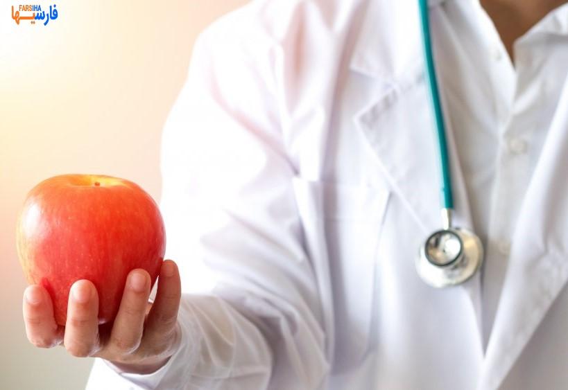فواید سیب چیست؟
