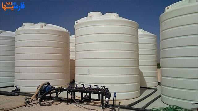 بهترین مخزن برای نگهداری آب چیست