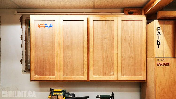 چگونه کابینت آشپزخانه خود را بسازیم؟