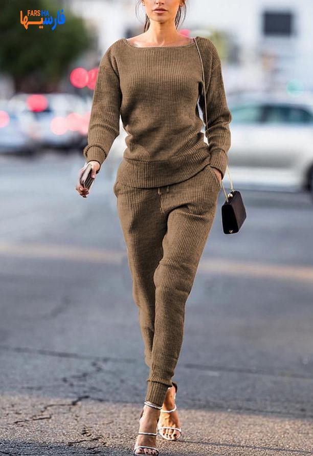 مدل بلوز و شلوار زیبا زنانه