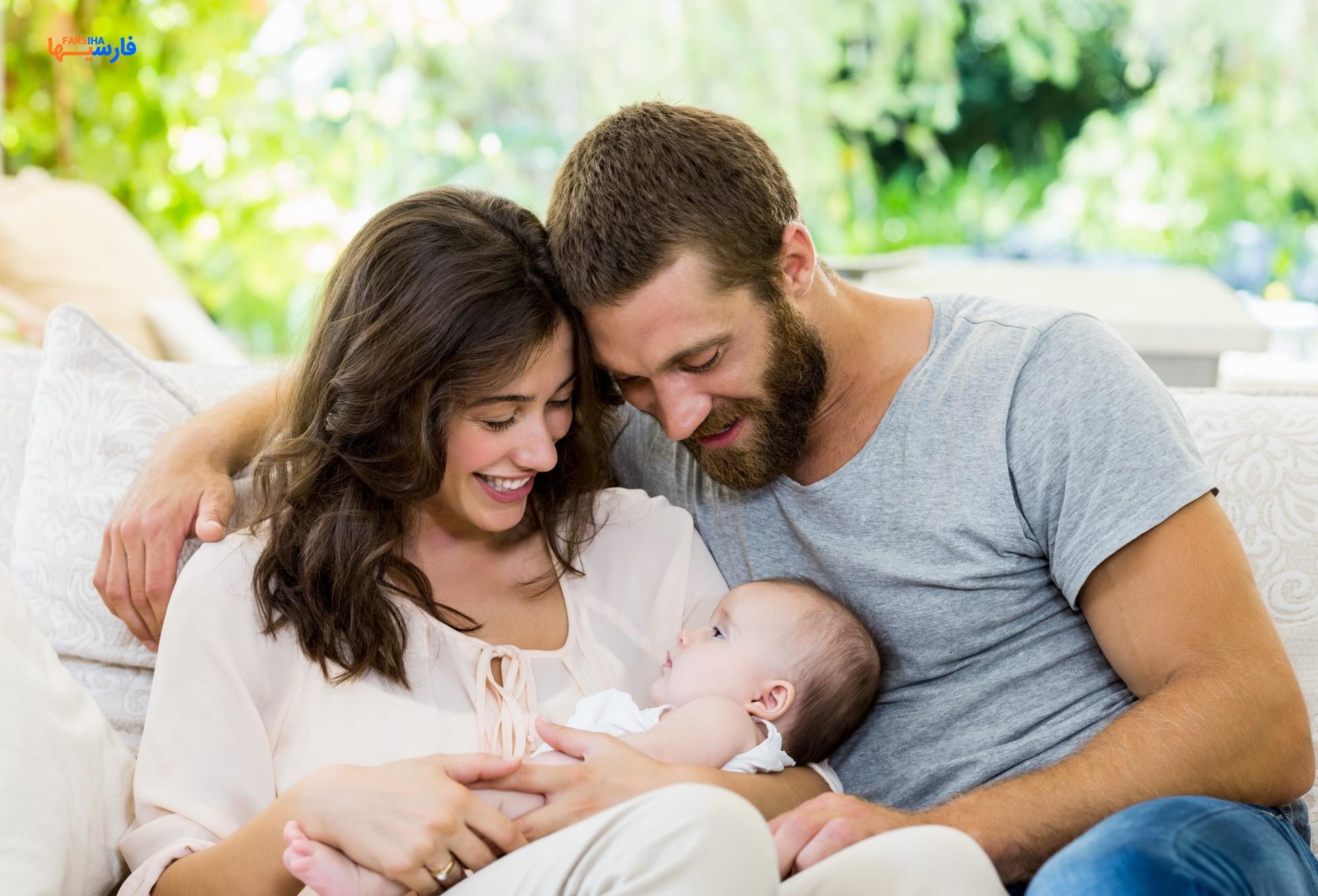 13 توصیه عملی برای کسانی که تازه پدر و مادر شدن