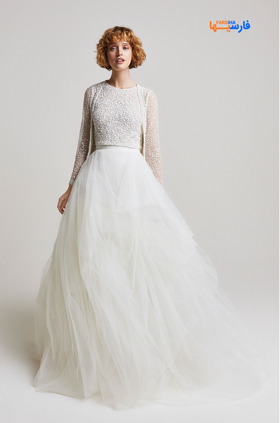 مدل لباس عروس2021