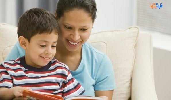 چرا کتاب خواندن برای بچه ها،مفید است؟