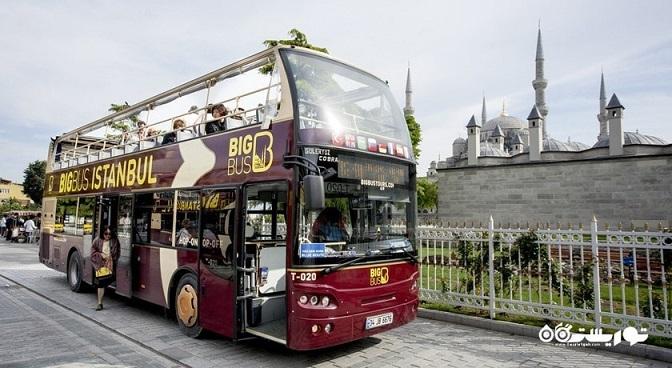 اتوبوس های گشت شهری (هاپ آن هاپ آف یا بیگ باس)