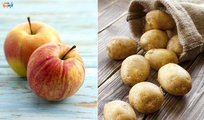 روش تازه نگه داشتن سبزی و میوه
