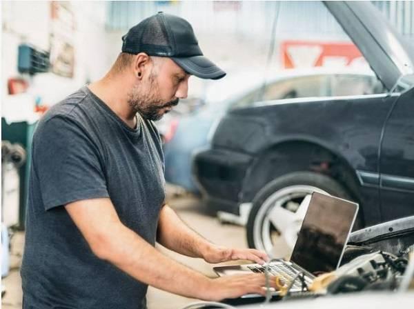 تعمیر خودرو با گوگل