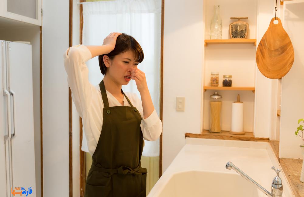 چگونه آشپزخانه را خوشبو کنیم؟