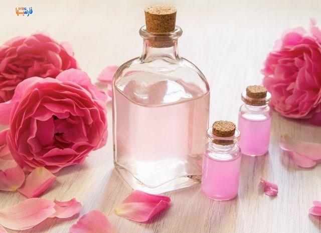 فواید گلاب زیبایی