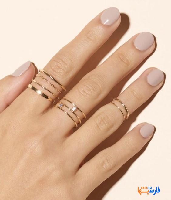 انگشتر ظریف