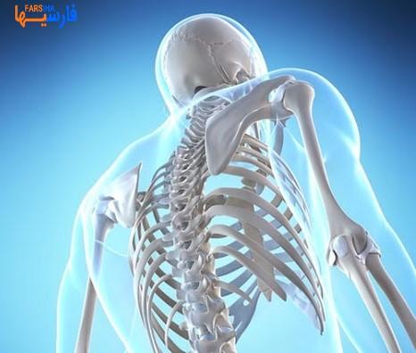 تقویت استخوان ها