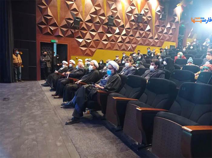 بزرگداشت سالگرد شهادت سردار سلیمانی در شیراز برگزار شد