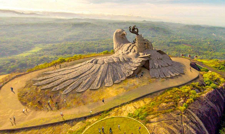 زیباترین مجسمه های جهان