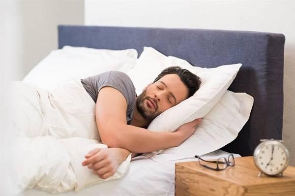 کالری سوزی خوابیدن