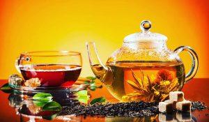 Tasty hybrid teas
