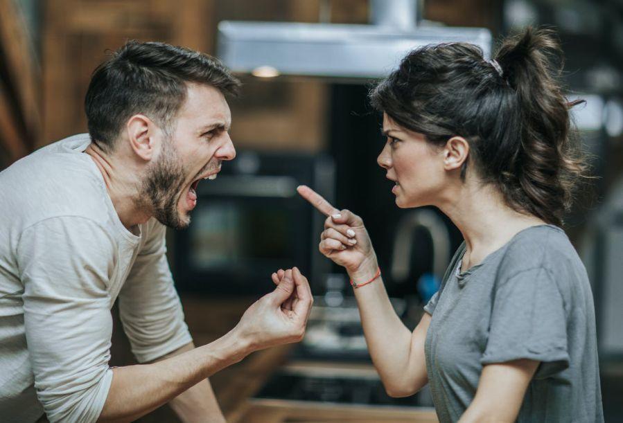 How to treat a spiteful husband?