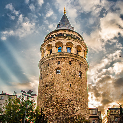 Historic places and attractions of Istanbul