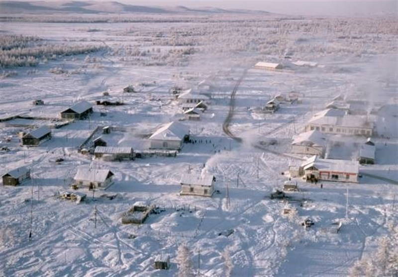 The coldest residential place in the world