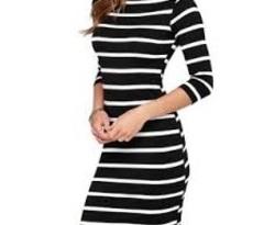 How should thin women dress?