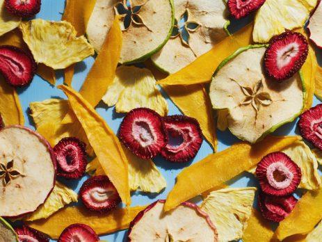 چیپس میوه
