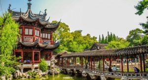 باغ زیبای یوان در شانگهای چین