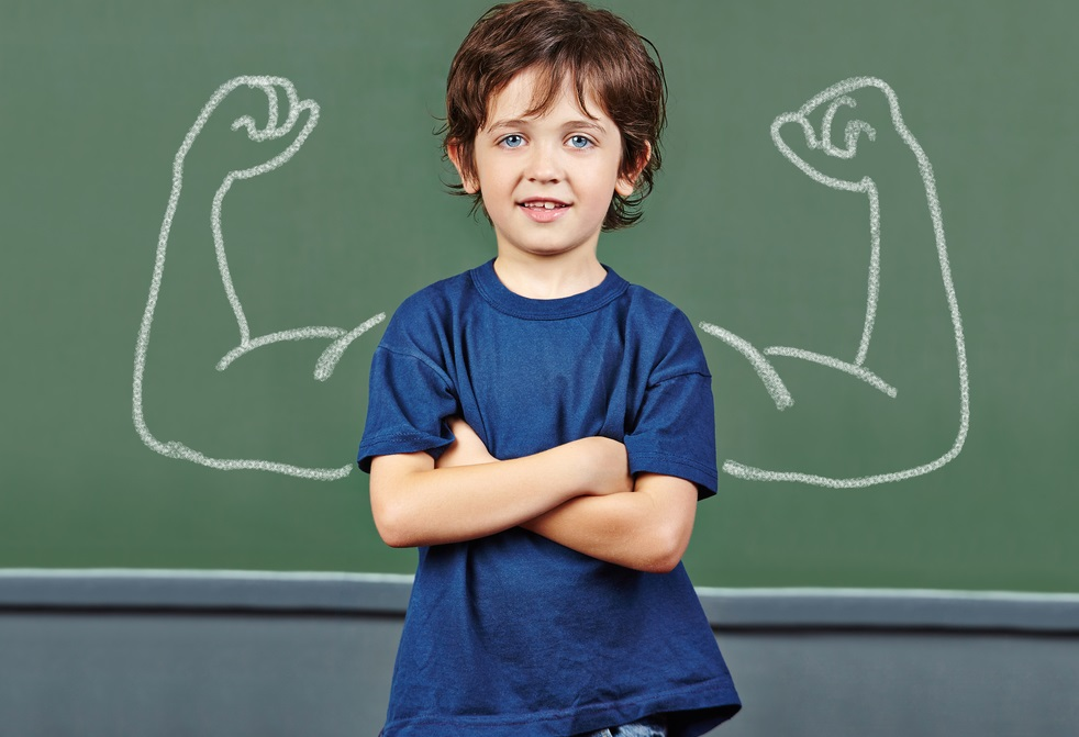 8 simple ways to increase self-confidence in children