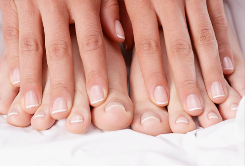 Nails reveal the secrets of your health